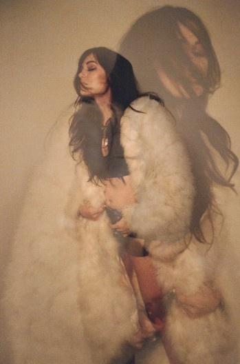 Sasha Grey for Lovecat Magazine