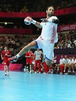Handball is a part of my life so I really want to have my own field to train with the Croatian handball player Ivano Balic !