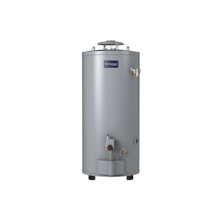 Whirlpool 40-Gallon 10-Year Residential Short Natural Gas Water Heater