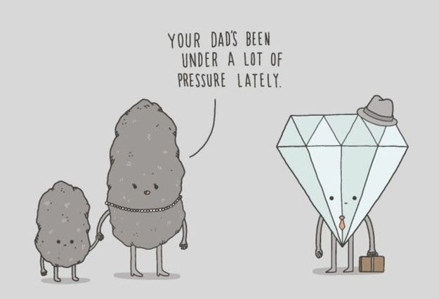 I can tell. | Community Post: 20 Spectacularly Nerdy Science Jokes