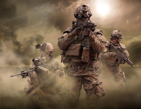 L'armée allemande a reçu ses premiers systèmes Gladius - Zone Militaire