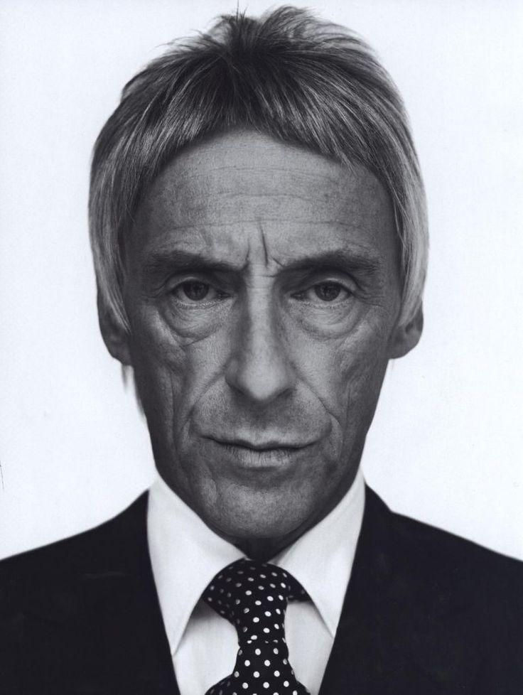 Paul Weller Haircut
