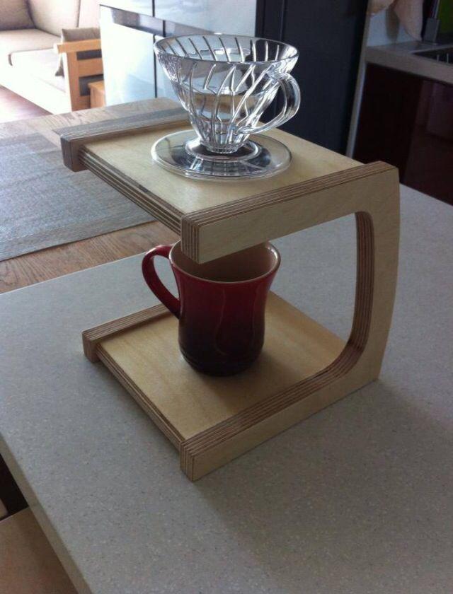 coffee drip stand