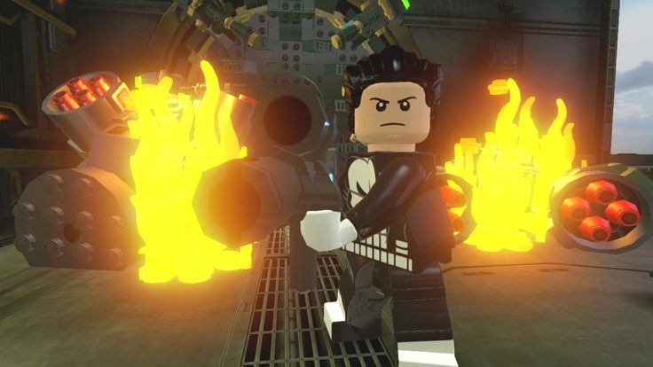 LEGO PUNISHER!! - New Lego Marvel Video Game Character Images | The Mary Sue