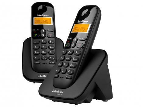 Telefone Sem Fio Intelbras 1 Ramal Ident. de Cham. com as melhores condições você encontra no site do Magazine Luiza. Confira!