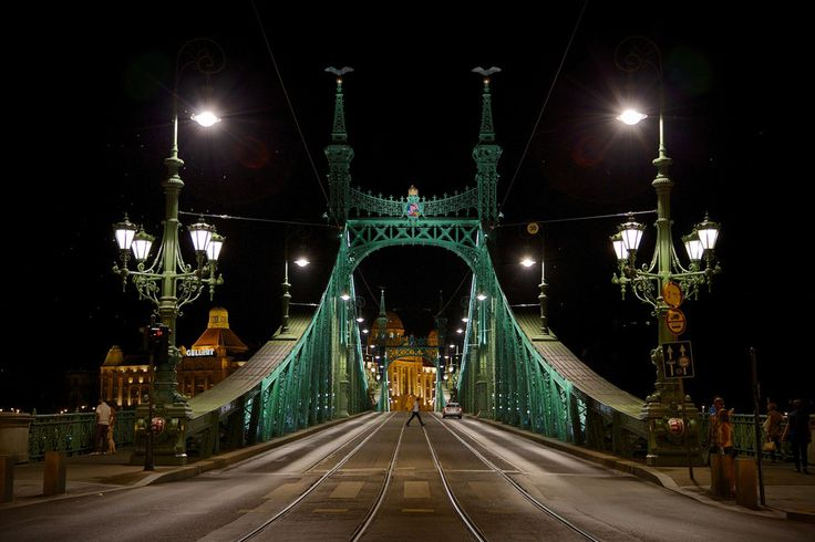 Liberty Bridge, Budapest by MAC Photography on 500px