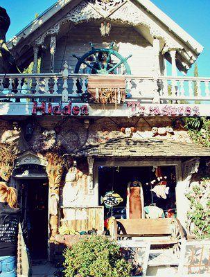 Hidden Treasures, Topanga Canyon