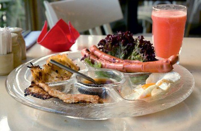 Самые вкусные завтраки вМоскве