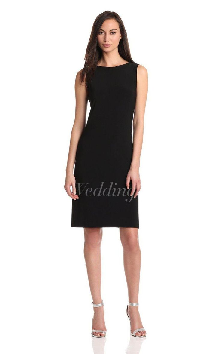 Black dress under white graduation gown - Sleeveless Chiffon Low V Back Short Graduation Dress College Graduation High School Graduation Dress For