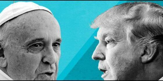 El aspirante republicano asegura, ahora, que el Papa es 'maravilloso' . 'Tengo mucho respeto por el Papa, es una gran personalidad, es muy diferente'