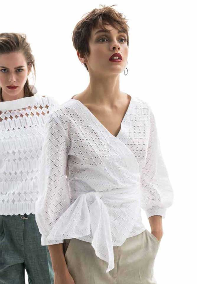 fe2633ce Nara Camicie primavera estate 2019: Catalogo | Abbigliamento per ...