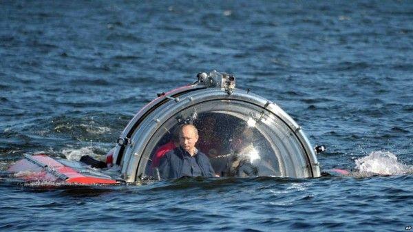 Top 29 des photos de Vladimir Poutine, un gars qui sait occuper ses weekends: