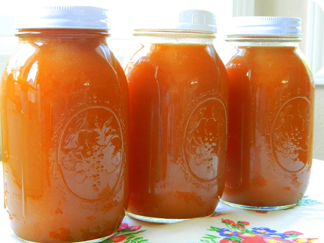 apricot nectar how to make