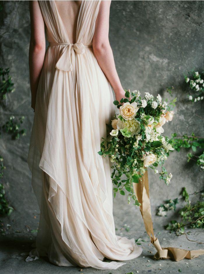 Boho Botanical Wedding Flower/Boquet Inspiration