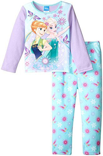 395ea88b218c Girls  Frozen 2-Piece Pajama Set