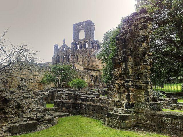 Kirkstall Abbey Leeds Yorkshire