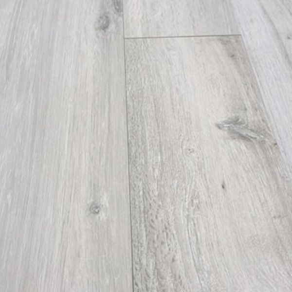 Gutulia large wood effect plank: Ash grey porcelain planks that are low maintenance and give any room a wow factor.