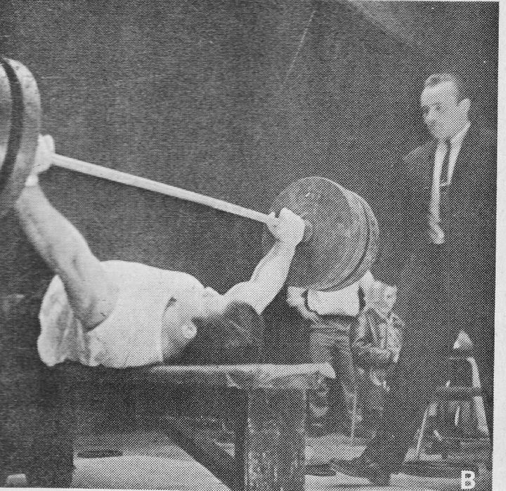 Strongest Bench Press: 1000+ Images About SUPER-HUMAN STRENGTH On Pinterest