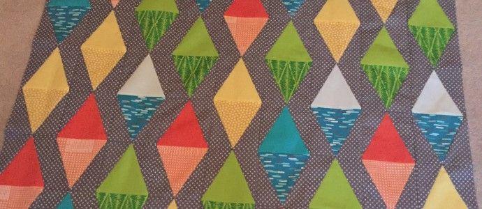12 Best Tri Rec Ruler Quilt Patterns Images On Pinterest