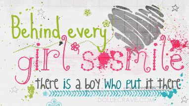17 best images about girly sweet quotes on pinterest - Girly myspace quotes ...