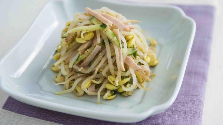 豆もやしのナムルの人気レシピ・作り方 | 素人の味から今日で卒業、家庭で作れるプロの絶品レシピ! ゼクシィキッチンでかんたん・おいしい