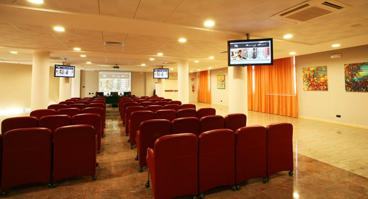Sala Congressi del Record Hotel di #SettimoTorinese #Nettopartners