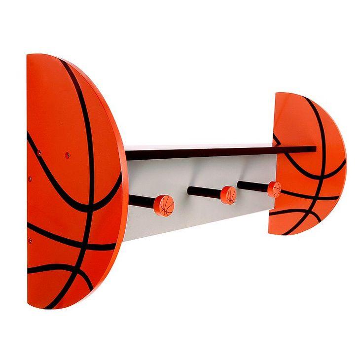 Trend Lab Basketball Shelf  Orange. 48 best girls bedrooms ideas images on Pinterest   Basketball