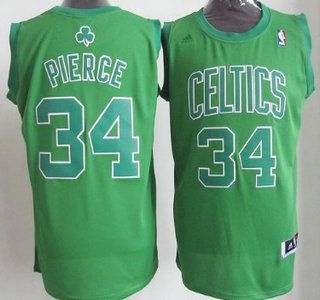 e49d7f9b4c4 ... Boston Celtics Jersey 5 Kevin Garnett Revolution 30 Swingman Green Big  Color Jerseys ...