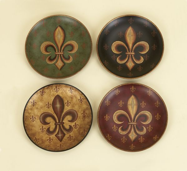 Wall Decor Plates 117 best home decor: decorative chargers/plates images on