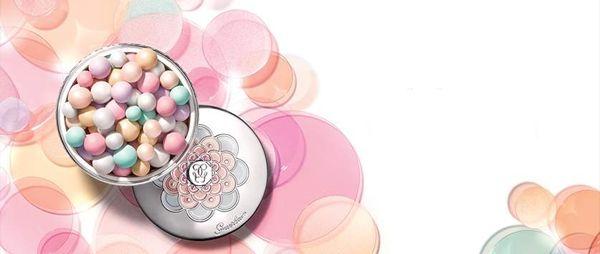 Les Perles Météorites de Guerlain