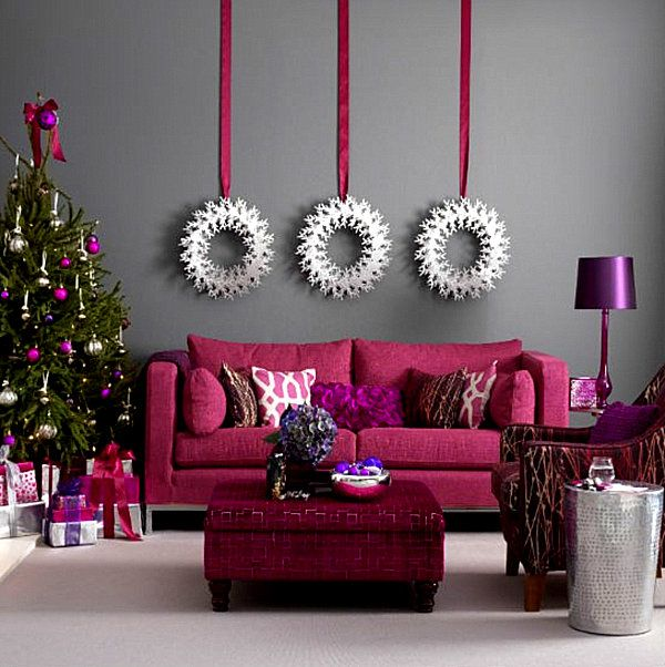 23 best Christmas decorations with a twist images on Pinterest - contemporary christmas decorations