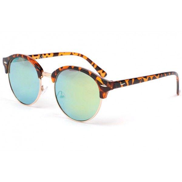 Fashion Trends Eyewear Ladies Cat Eye Tendances Retro Lunettes de Soleil , Gris / Fleurs