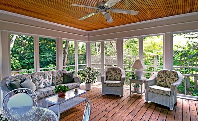 118 best images about home ideas on pinterest pewter for 4 season porch