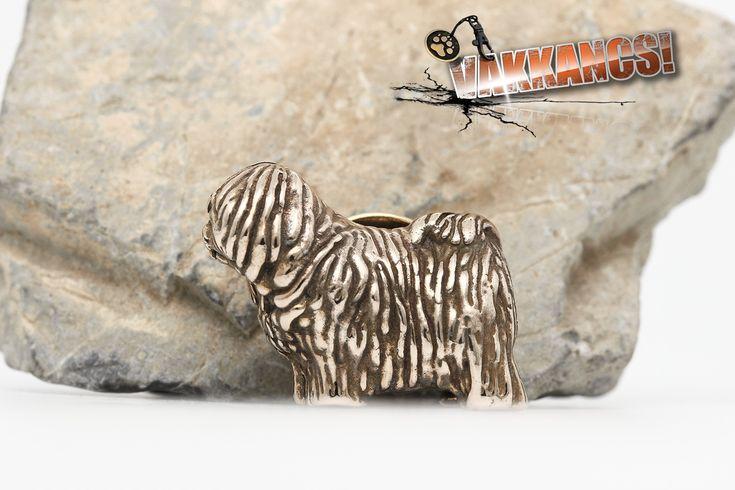 Puli bronze pin.