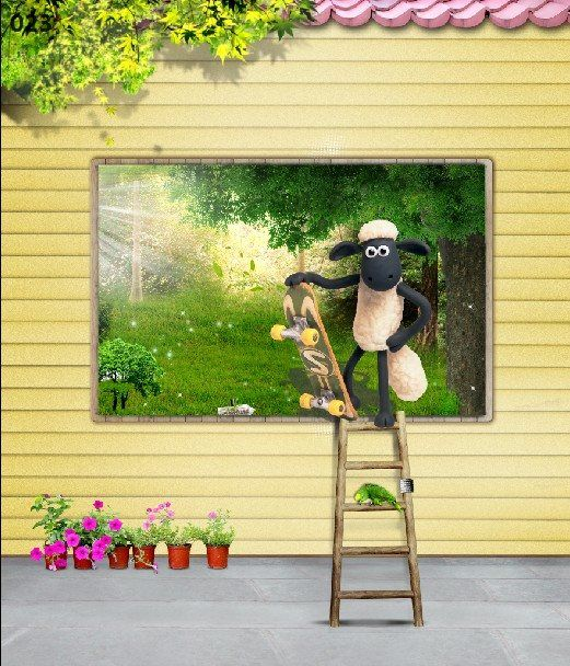 125CM * 200CM new2014 photography backdrops photo studio for children and wedding photographic background kids-852