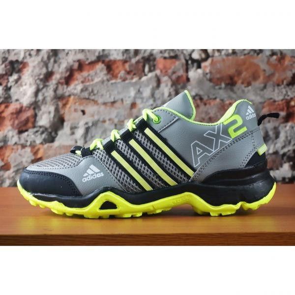 Saya Menjual Sepatu Adidas Ax2 Grey Green Seharga Rp105 000