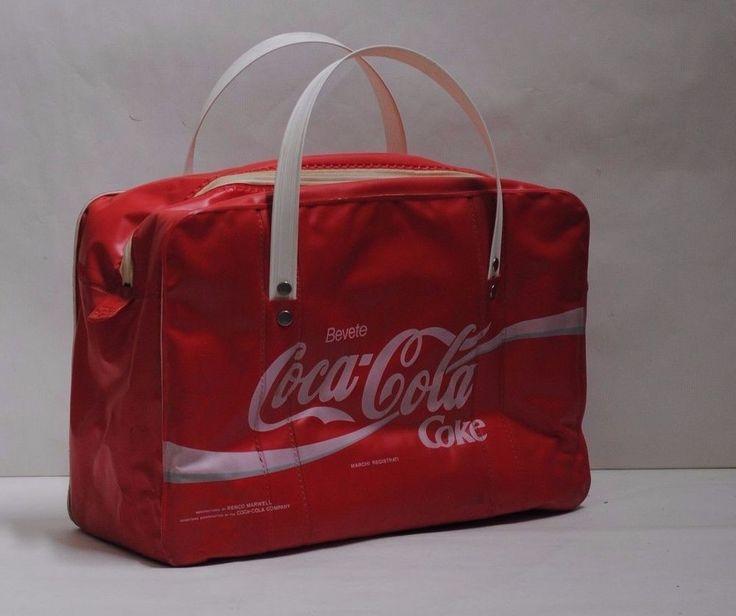 coca cola borsa termica Renco Marwell