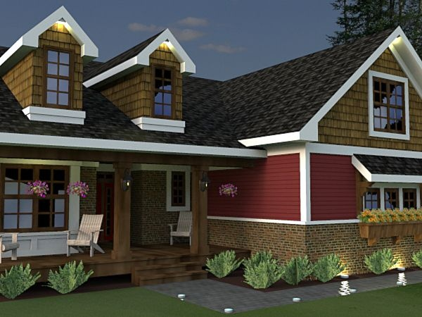 Excellent Exteriors Pinterest House Plans Country And Bathroom