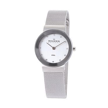 Ladies Freja Steel Mesh Bracelet Watch. http://www.sterns.co.za