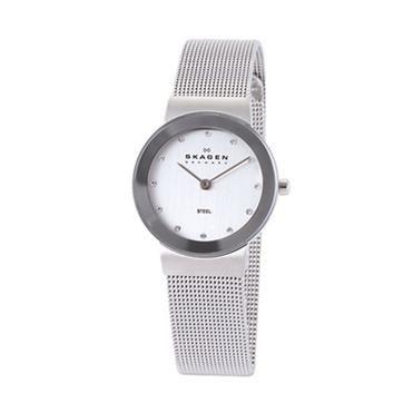 Ladies Freja Steel Mesh Bracelet Watch. http://www.sterns.co.za