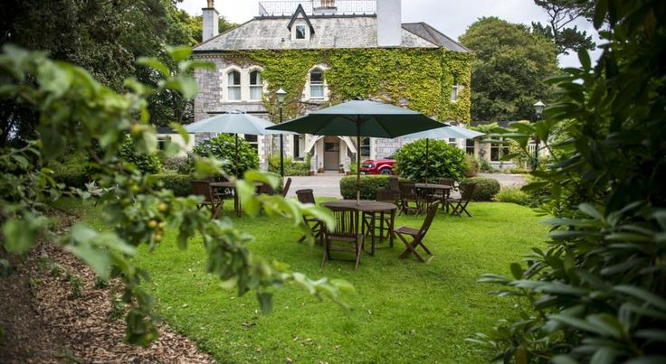 Penmorvah Manor Hotel Falmouth In 6 Acres Of Tranquil Gardens And Woodland This Victorian Country