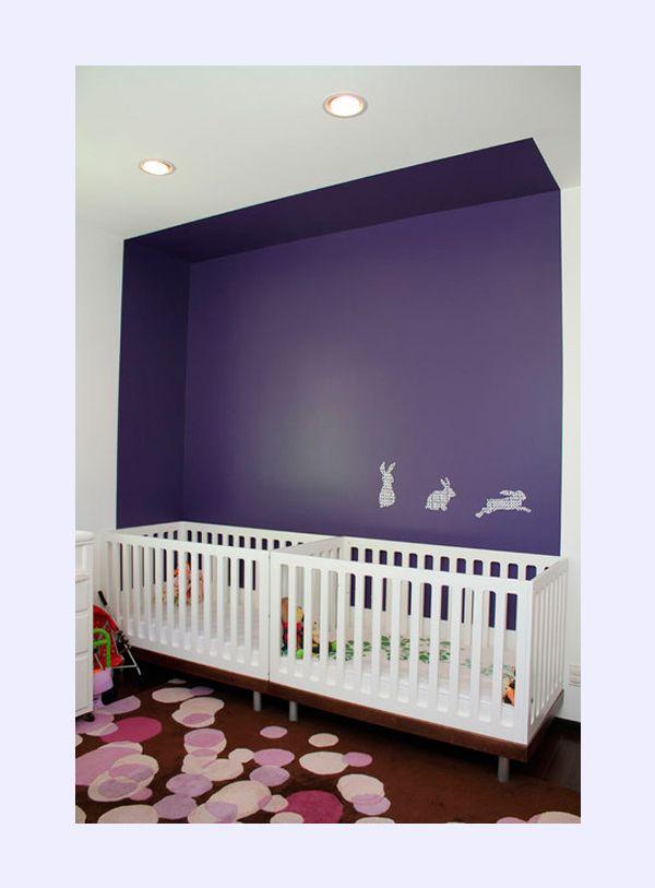 M s de 25 ideas fant sticas sobre habitaciones de gemelos - Habitaciones infantiles unisex ...