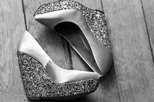 Silver Wedges | LUUUX