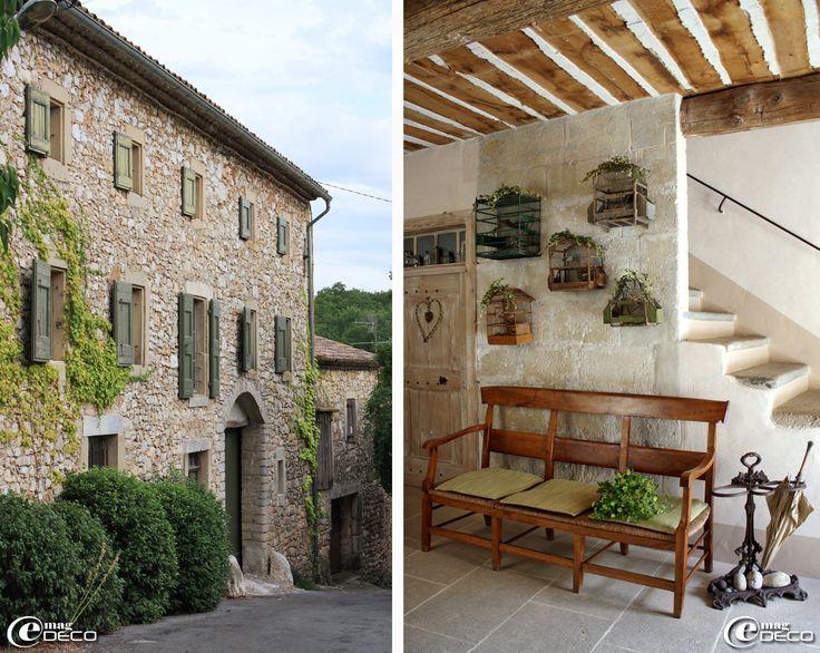 Dans un authentique village du Gard idéalement situé à mi-chemin entre Montpellier, Uzès et Nîmes, une ancienne magnanerie rénovée dans les ...