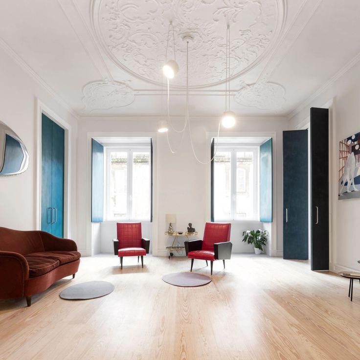 fala, Fernando Guerra / FG+SG · Chiado Apartment · Divisare