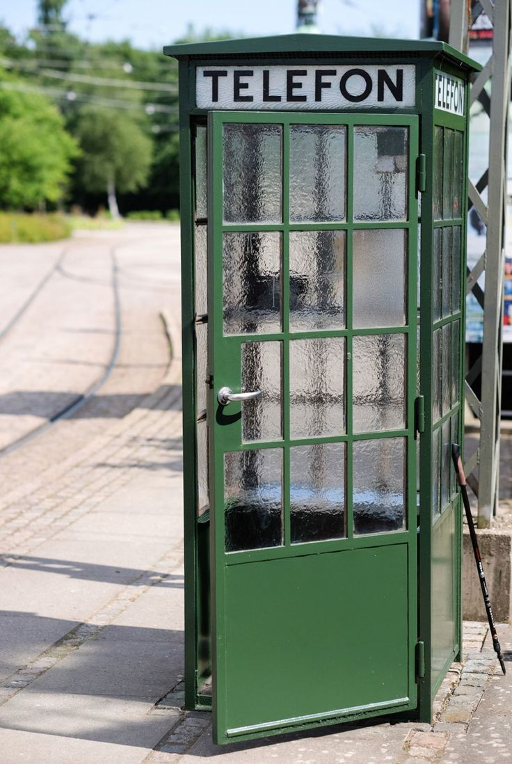 Danish telephone