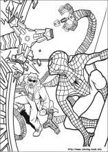 9 best Spiderman Coloring Pages images on Pinterest