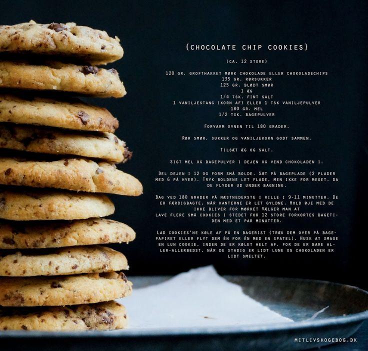 Cookies - højreklik - print ud - mit livs kogebog