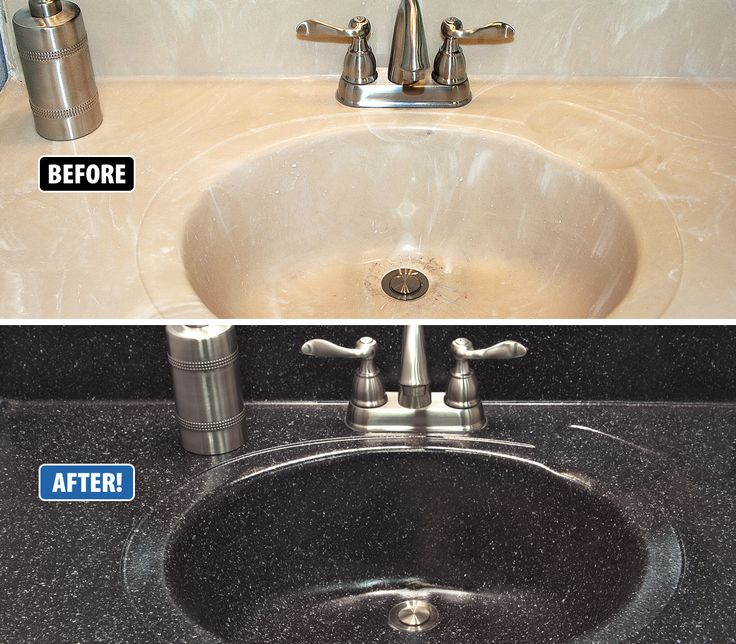 How To Refinish A Bathroom Vanity Sink Images Vanity Sink - Refinish a bathroom