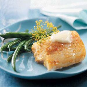 "Broiled Cod (This is what the recipe submitter said: ""This is the"